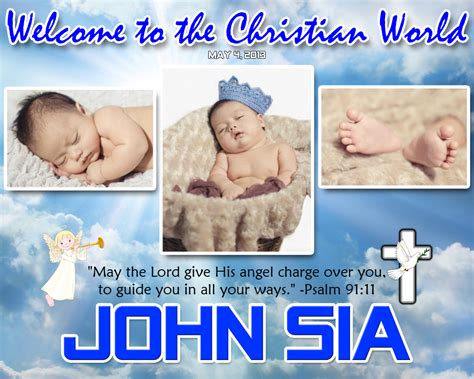 tarpaulin layout design for christening john sia s christening tarp design cebu balloons and