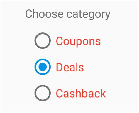 android button color android ui radiobutton