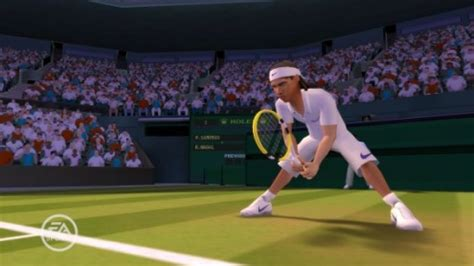 best tennis for wii grand slam tennis brings davis cup like scoring to