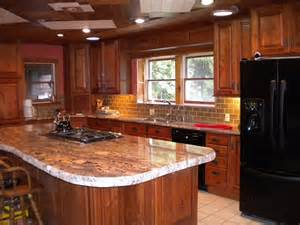 Rustic Cherry Kitchen Cabinets Rustic Cherry Kitchen Cabinets Images