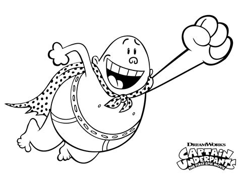 Pin By 20th Century Fox Films Canada On Captain Underpants The First Epic Movie Pinterest Captain Underpants Coloring Pages
