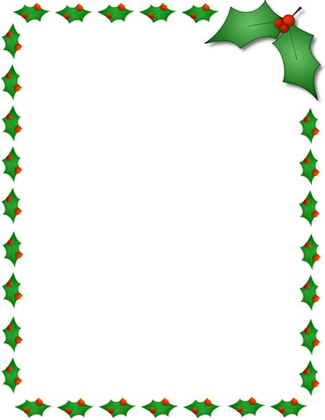 christmas clipart holly clipart best