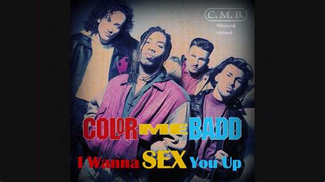 color me badd i wanna you up color me badd i wanna you up 1991 hqsound