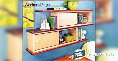 modular wall shelves modular wall shelves plans woodarchivist