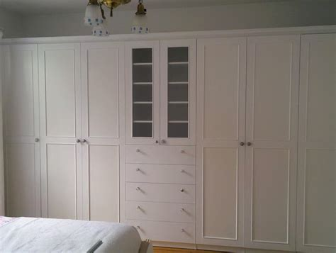 Wall Closets Ikea by Ikea Wall Unit Closets Reversadermcream Com