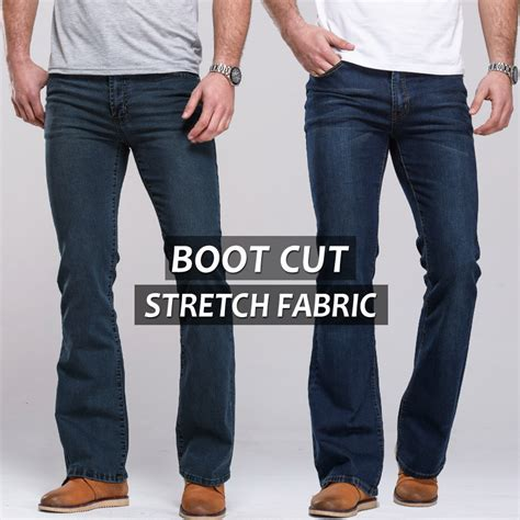 15 Brands To Buy Bootcut From by Aliexpress Buy Mens Boot Cut Leg Slightly