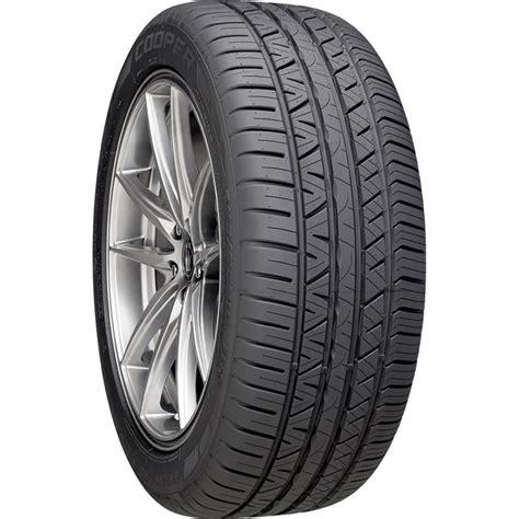 cooper zeon rs  tires performance passenger  season tires discount tire