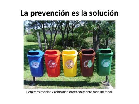 gaby mi ensayo de reciclaje la basura un problema de mi comunidad