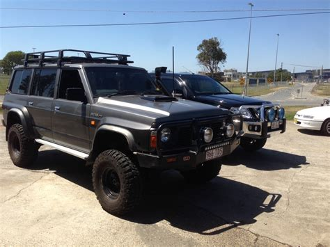 nissan patrol 1990 modified 1990 nissan patrol ti 4x4 car sales qld gold coast