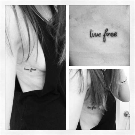 live free tattoo 25 best ideas about live free on