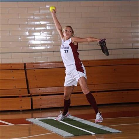 Jennie Finch Pitching Mat by Jennie Finch Pitching Pro Softball Pitching Mat