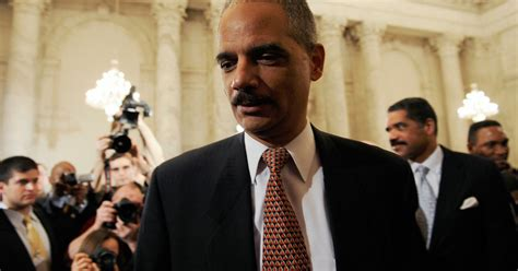 Eric Holder Criminal Justice Record The Blotch On Eric Holder S Record Wall Accountability The Nation