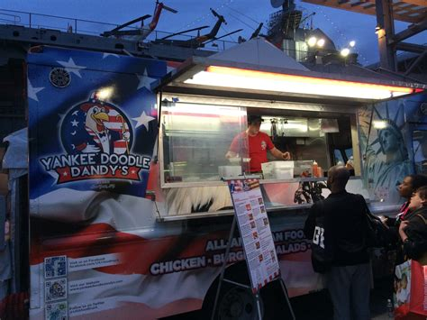 yankee doodle dandy food truck nyc another year of choice streets and crowds on the