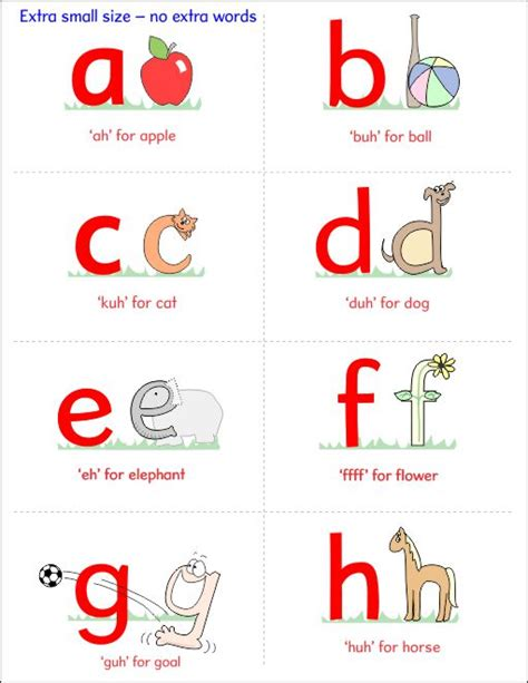 free printable afrikaans alphabet flash cards progressive phonics alphabet letter cards