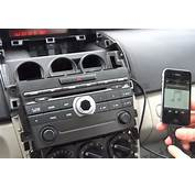 Bluetooth And IPhone/iPod/AUX Kits For Mazda CX7 2007 2008