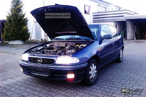 opel astra 1997 specifications 1997 opel astra 1 6 car photo and specs
