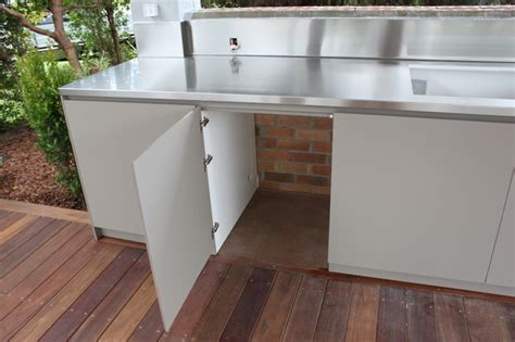 Bbq Cabinets by Dk Cabinets Outdoor Kitchen Bbq