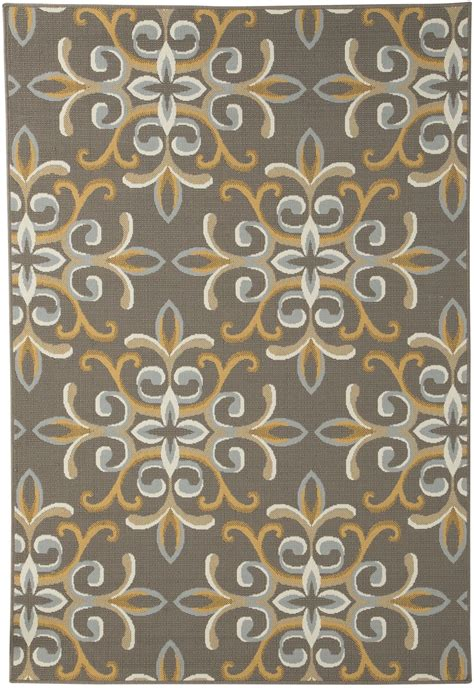 brown large rug savery brown and gold large rug r402221