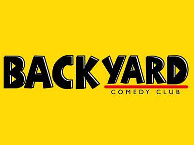 backyard comedy club backyard comedy club tickets backyard bar lastminute com