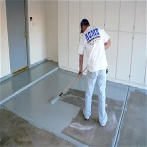 Garage Floor Paint With Grit To Add An Artistic Touch To Your Garage Consider Painting