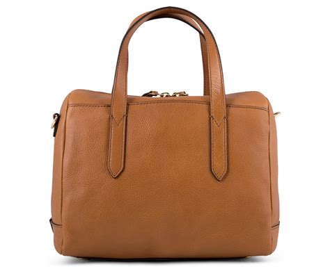 Fossil Sydney Satchel Camel fossil s sydney satchel camel great daily deals at australia s favourite superstore