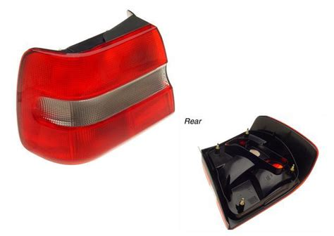 broken tail light cover illegal how to repair a tail light lens ebay