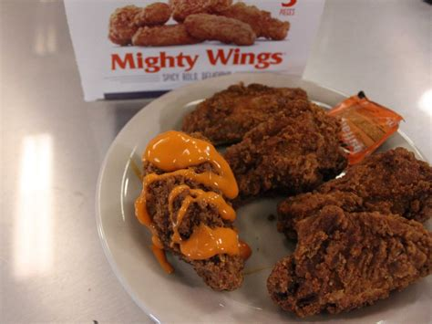 Mcd Wings mcdonald s mighty wings review business insider
