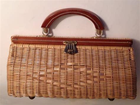 Bag Etnic Rattan Bg D 47 best images about rattan bag on vintage