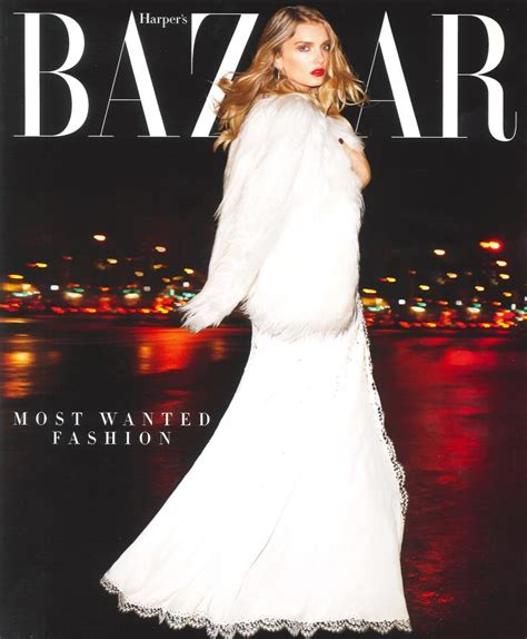 Cover Wars Harpers Baazar Vs Vogue Nippon by Donaldson Img Models