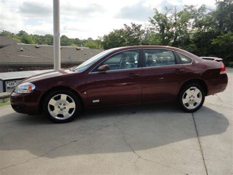 impala ss 2007 chevrolet impala ss 2007 mitula cars