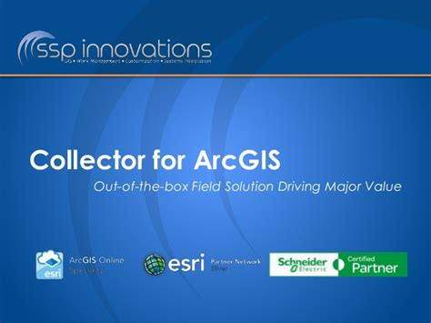 tutorial arcgis collector collector for arcgis