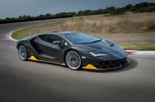 Lamborghini In Lamborghini Centenario Lp 770 4 Drive Motor Trend
