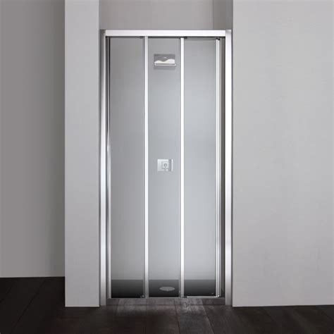 porte in vetro per doccia porte nicchia per doccia 100 cm in vetro trasparente kv