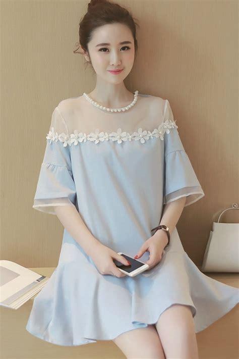Baju Big Size Korea Baju Baju Korea Big Size Dress Cantik Korea