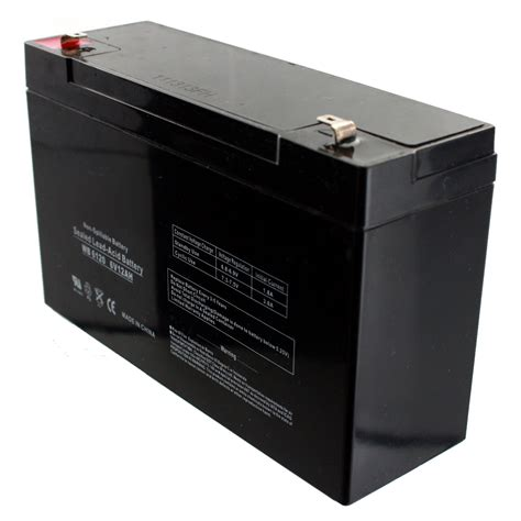 Motorrad Batterie 6v by 6v 12ah Battery For Kids Ride On Cars Motorcycles Toy 6