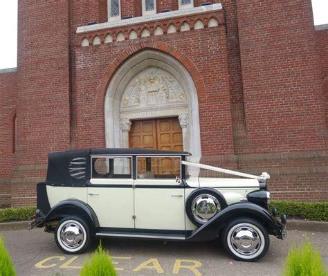 Wedding Car West Midlands by Sutton Coldfield Wedding Cars Vintage Wedding Car