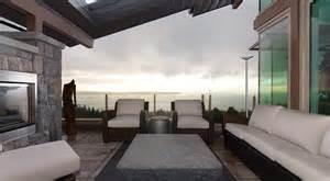 penthouse terrace spectacular west coast penthouse in vancouver s aerie ii