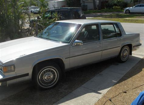 diesel cadillac for sale 1985 cadillac diesel 4 3l for sale cadillac