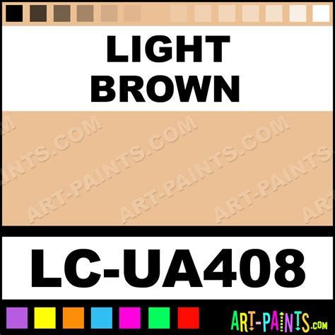 light brown ua mimetic airbrush spray paints lc ua408 light brown paint light brown color