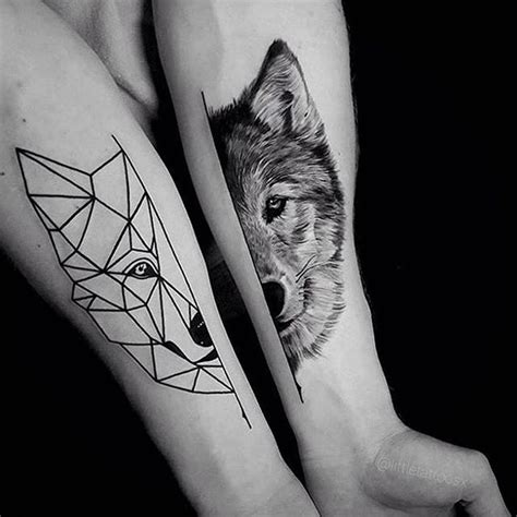 wolf tattoo designs for couples best 20 small wolf tattoo ideas on pinterest