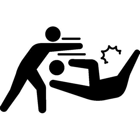 Frigo De Couleur 3367 by Sticker Caricature Deux Combattants Sports Et Football