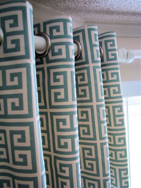 greek key drapes 17 best images about greek style deco on pinterest