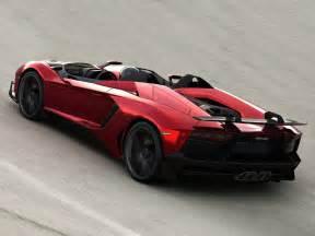 A Picture Of A Lamborghini Foto Mobil Sport Lamborghini Aventador J Concept 2012