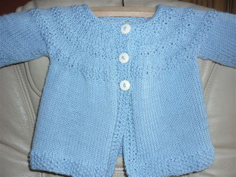 baby knitted jackets on my needles in september october baking and