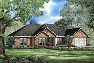 Ranch Designs Ranch Style House Plans 2158 Square Foot Home 1 Story