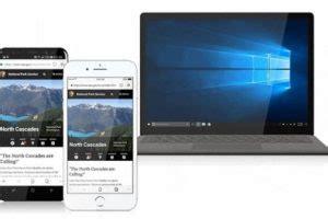 android için microsoft edge tarayıcısı çıktı! teknoloji