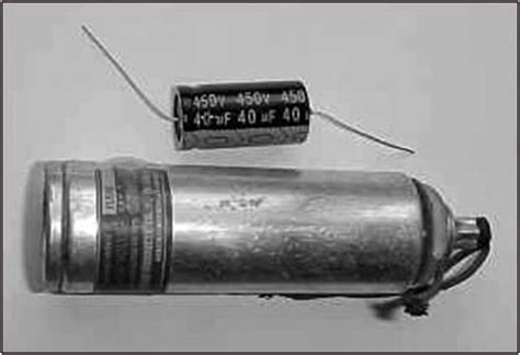 capacitor of radio antique radio classified restoration topics dec 04 cantelon