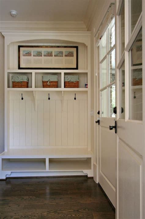 mudroom storage ideas small mudroom storage ideas home pinterest