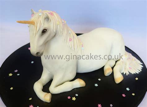 3d unicorn cake gina molyneux cake artistry