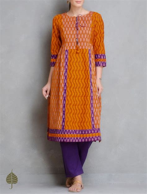 Dress Purple Cut Ikat 547 best kurta design images on blouse designs